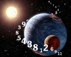 számmisztika omniverzum