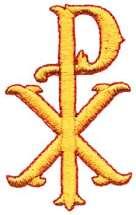 Krisztus monogram