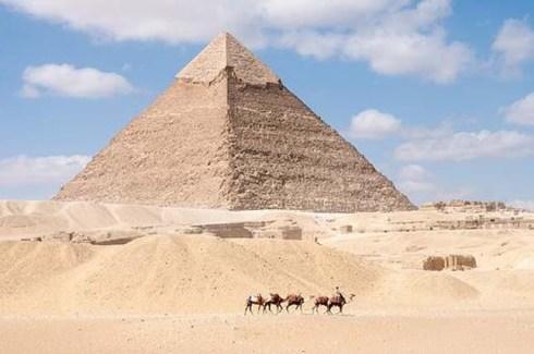 Khafre-Piramis