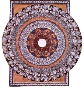 11.kép Hildegard Angyali karok és rendek